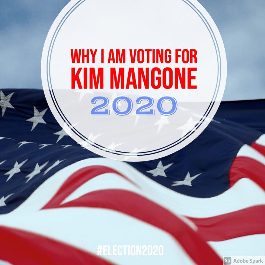 Campus Voices: Why I am voting for Kim Mangone