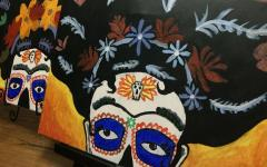 Navigation to Story: Runners come together virtually for Dia de los Muertos Paint Night