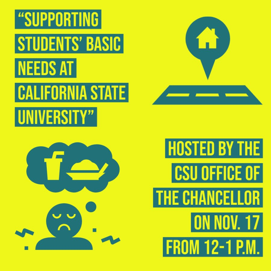 """Supporting Students' Basic Needs in the California State University"": a CSU-wide discussion"