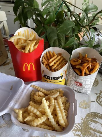 Which French Fry Reigns Supreme