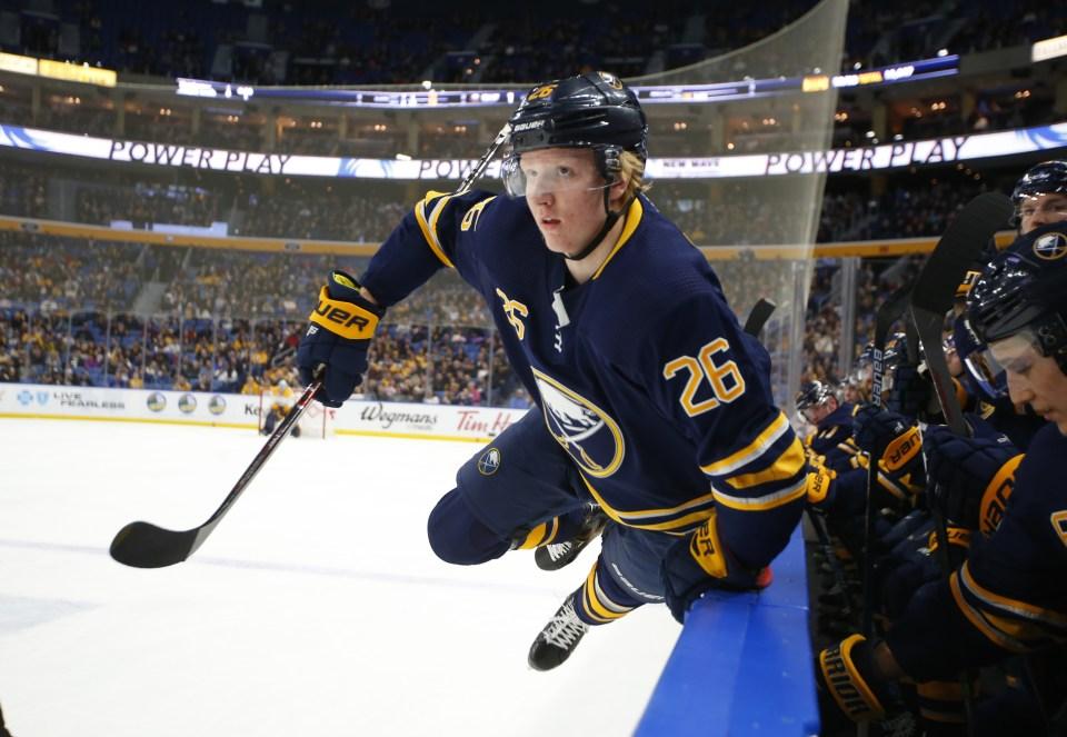 Rasmus Dahlin: The Silver Lining In Buffalo Sabres' Seasons - The Runner  Sports
