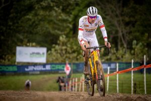 Toon Aerts at Jingle Cross 2018