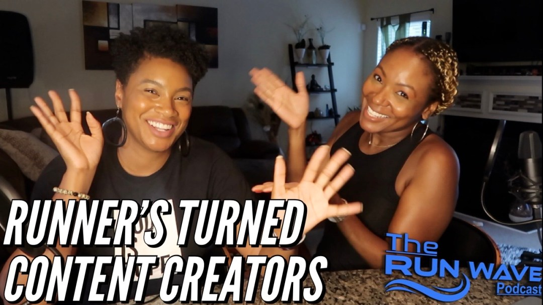 The Visual Episode: Runner's Branching Out Into Content Creation featuring Donyetta Edwards