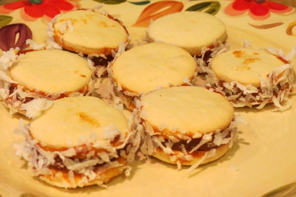 Ready cookies