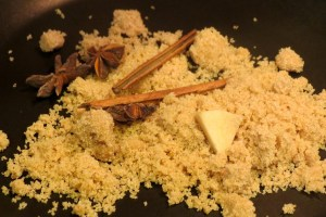 Spices for teriayki chicken