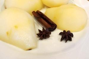 coll down pears