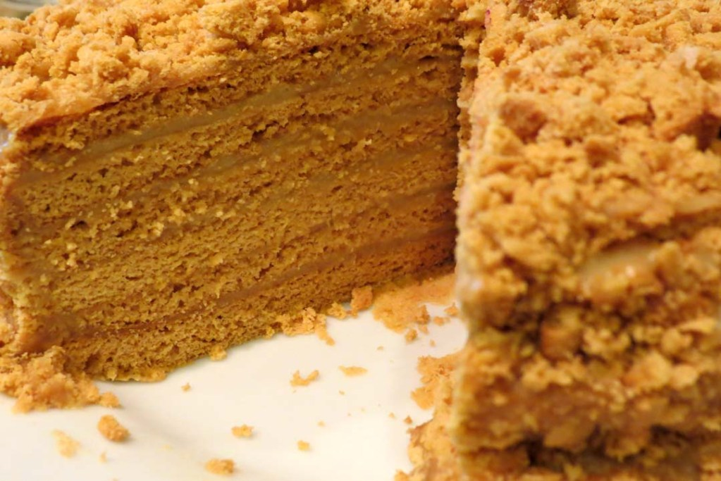 honey cake whole