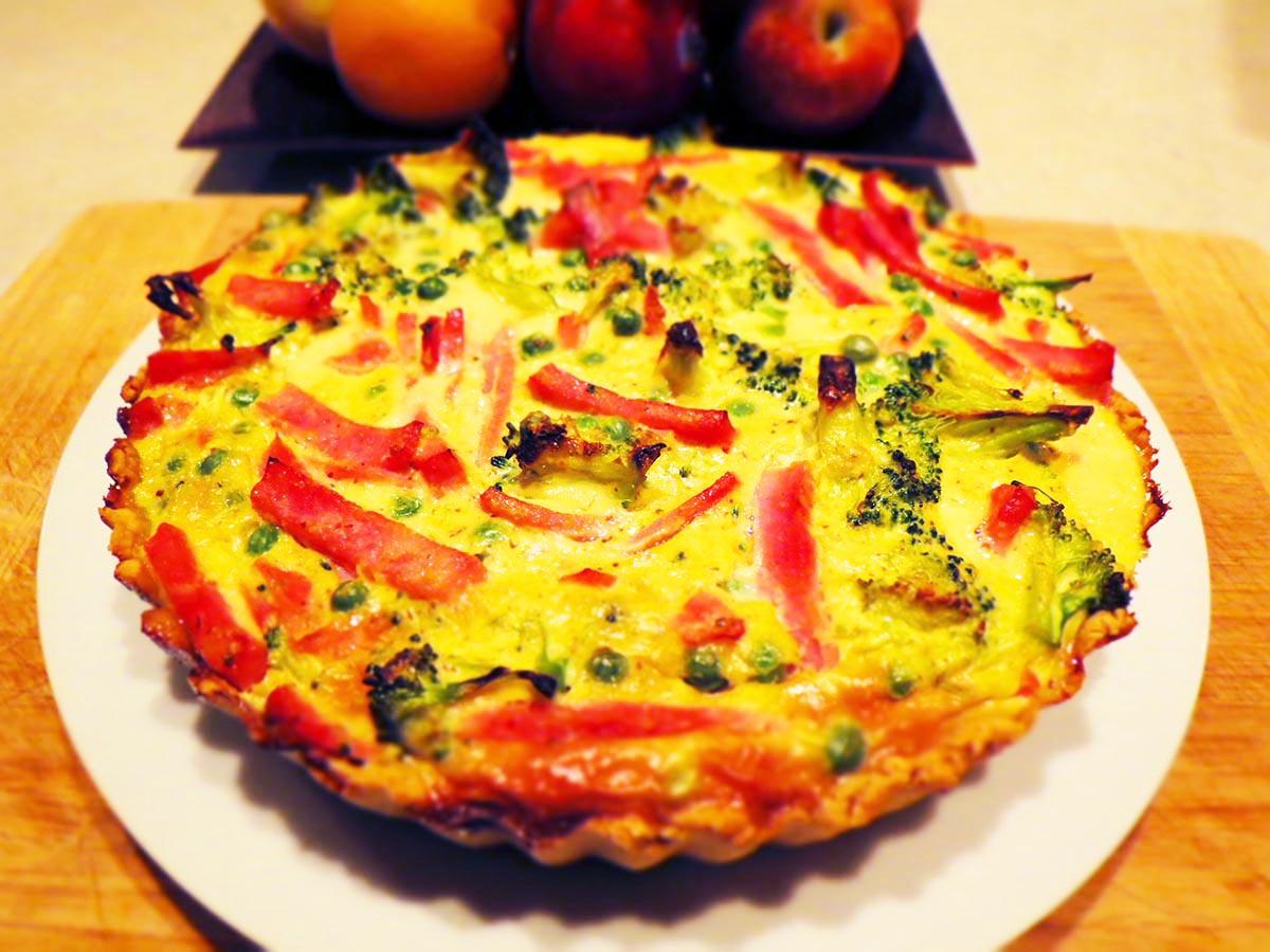 baked-quiche
