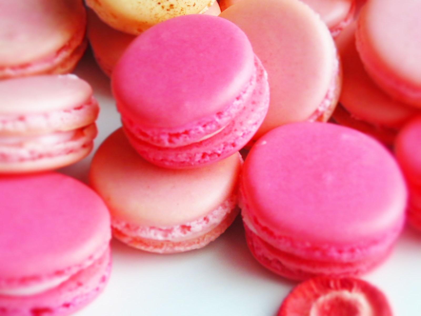 macarons-close-up