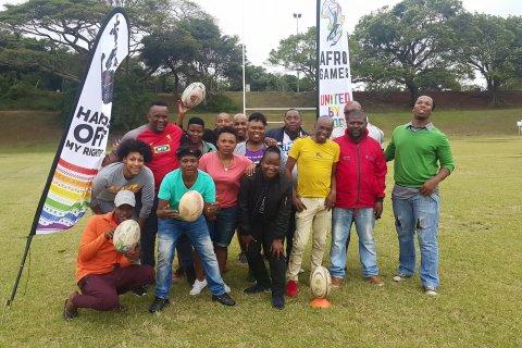 Afro Games 2018 LGBTI