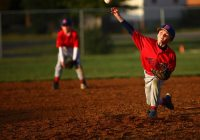 Youth Baseball – Should Young Pitchers Ice Their Arms