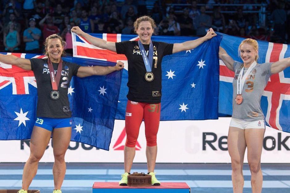 2017 CrossFit Games champions