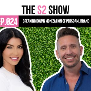 Breaking Down Monetizing Your Personal Brand