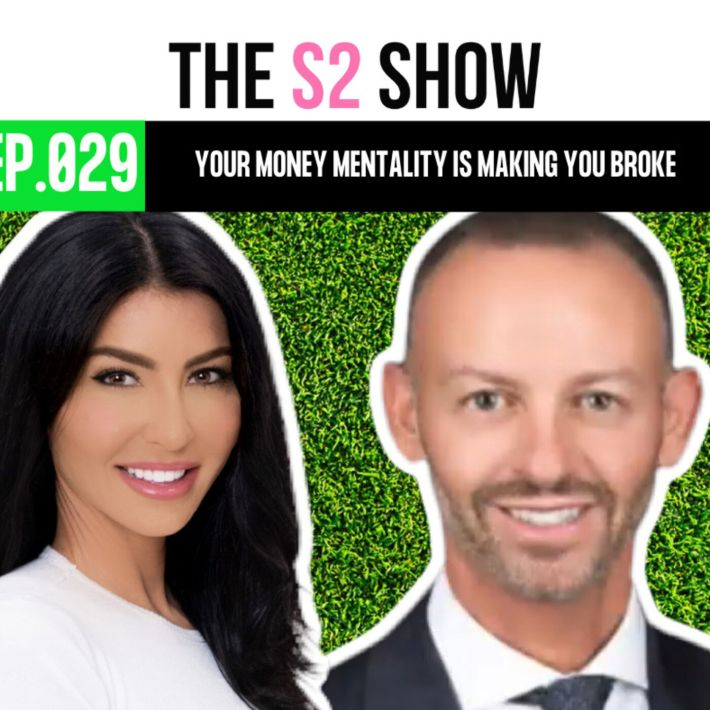 Your Money Mentality is Making you Broke ft Stefan Contorno