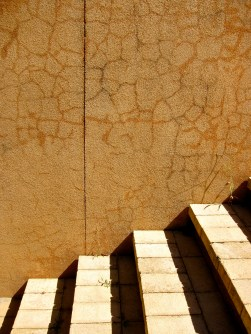 Step and shadow (c)thesacredcave.wordpress.com