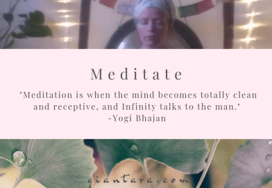 Meditate! It makes you younger…
