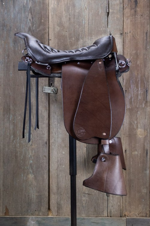 Picture of Classic Trooper Saddle