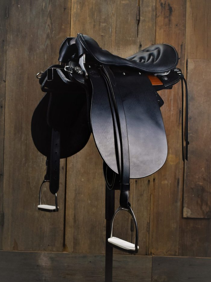 The Mountaineer Show and Trail Saddle