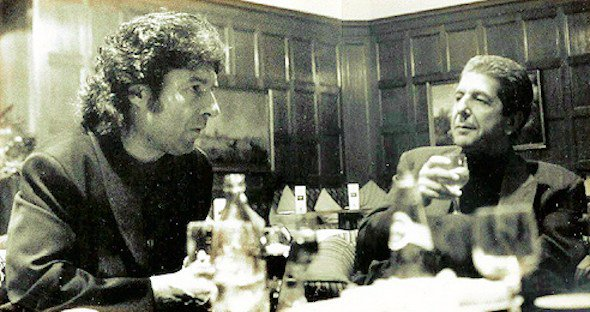 Morente Leonard Cohen
