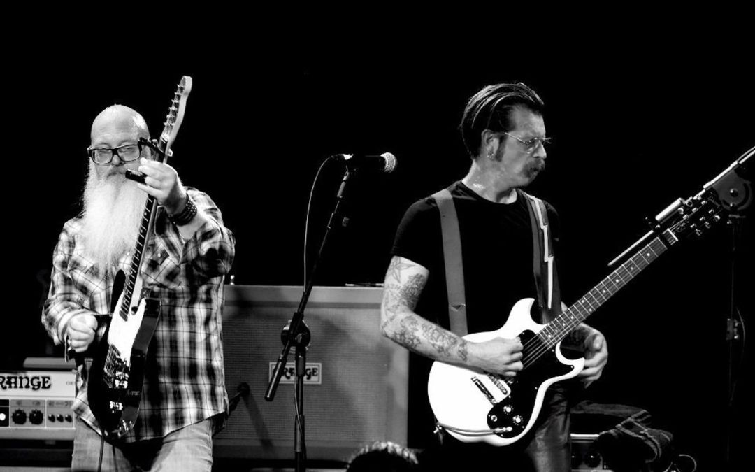 Eagles of Death Metal. La pandilla basura.