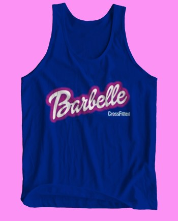 Barbelle CrossFitted