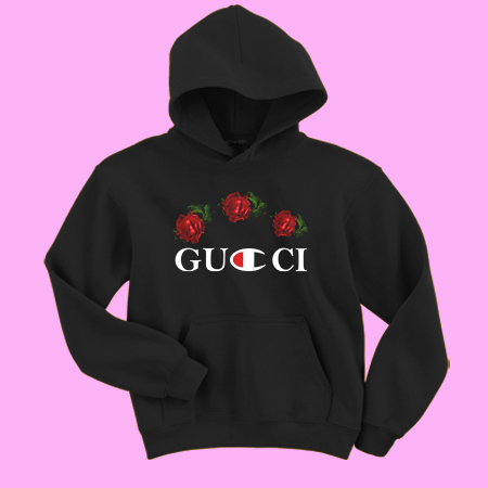 champion gucci sweatshirt and hoodie