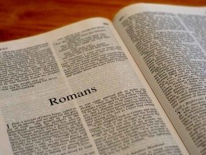A Letter From Paul the Apostle to the Romans