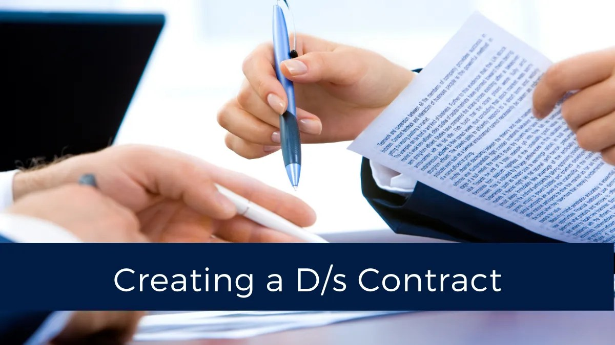Creating a D/s Contract