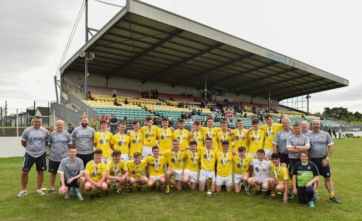 Antrim v North Cork  - Bank of Ireland Celtic Challenge Corn John Scott Final
