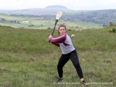Ladies winner Orla O'Hara