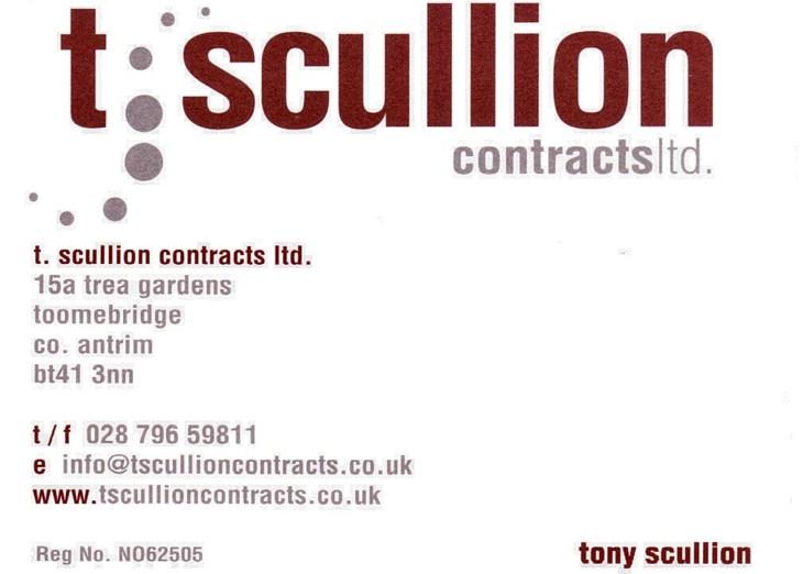 company Logo T Scullion Contracts