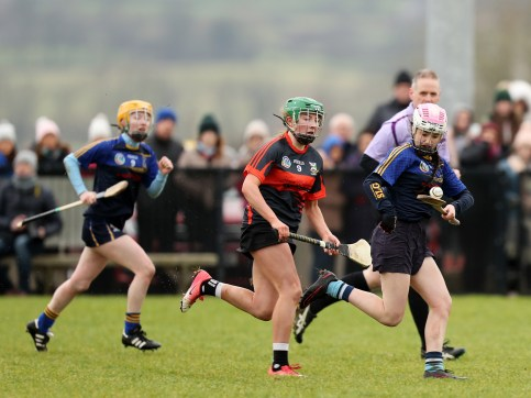 Camogie 16
