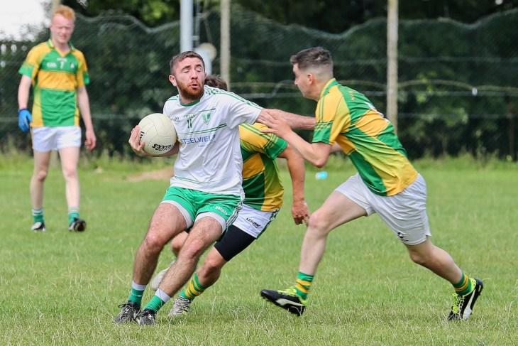 St Comgalls V Pearse's GAC 22-07-2018 4