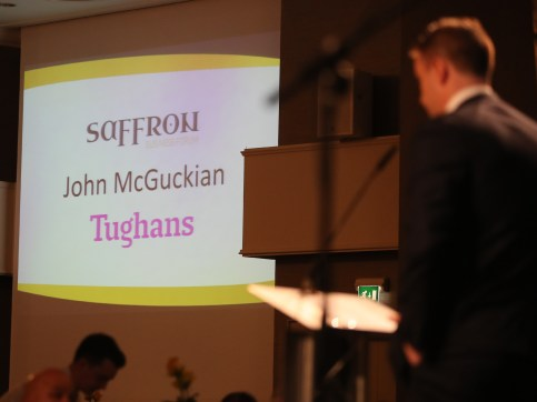 66 Saffron Forum lunch