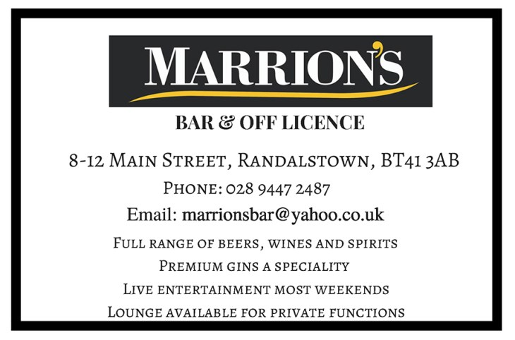 Marrion's Bar & Off Licence