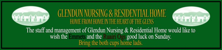 Glendun Nursing Home ad copy2
