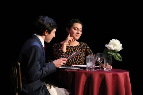 Convincing acting in Emerson festival play suggests theme of repression