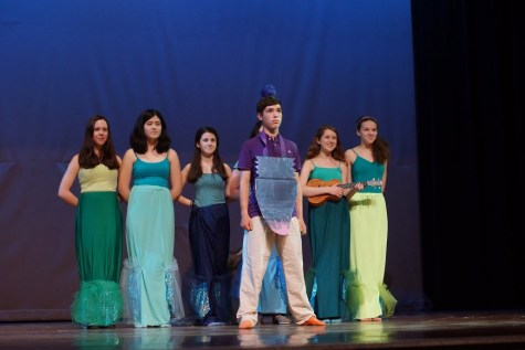 Student directors discover nuances of leading peers