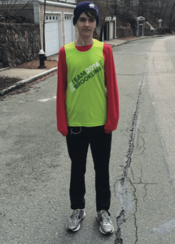 Senior's marathon ambitions not affected by last year's tragedy