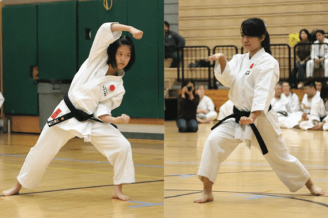 Sisters chosen to represent U.S. in international karate competition
