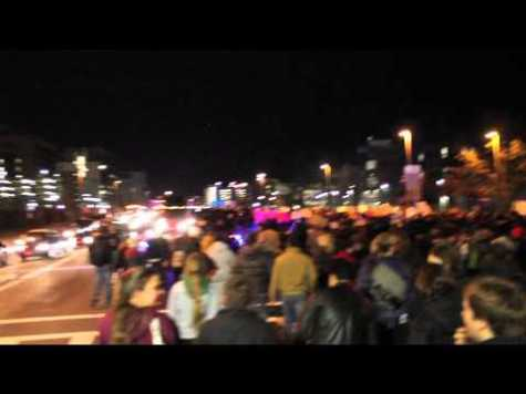 Video: Black Lives Matter Protest