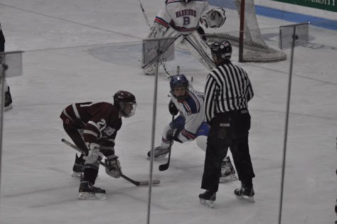 Player Profile: Josh Russo, boys hockey
