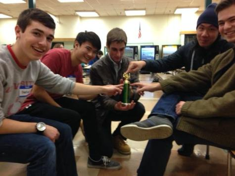 Latin Club Gets Third Place at New England-Wide Certamen