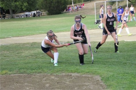 Player Profile: Emma Ewas, girls varsity field hockey