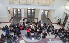 Peeps on the Street: Students discuss protest on inaction regarding race