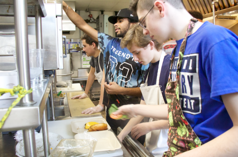 Restaurant 108 cooks up camaraderie in class setting