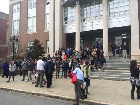 School faculty show continued unity in support of BEU