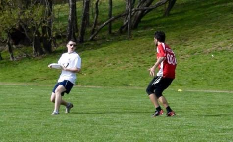 Ultimate Disc experiences influx in popularity