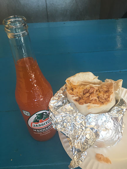 This+burrito+and+the+mandarin+Jarritos+were+part+of+the+Starvin%27+Student+Special+deal%2C+and+cost+only+%246.50.+ETHAN+GAINSBORO+%2F+SAGAMORE+STAFF
