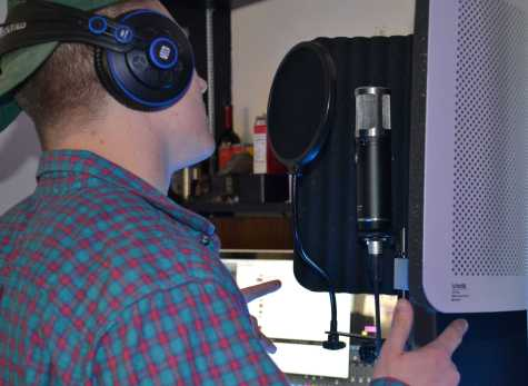 Music recording inspires future careers